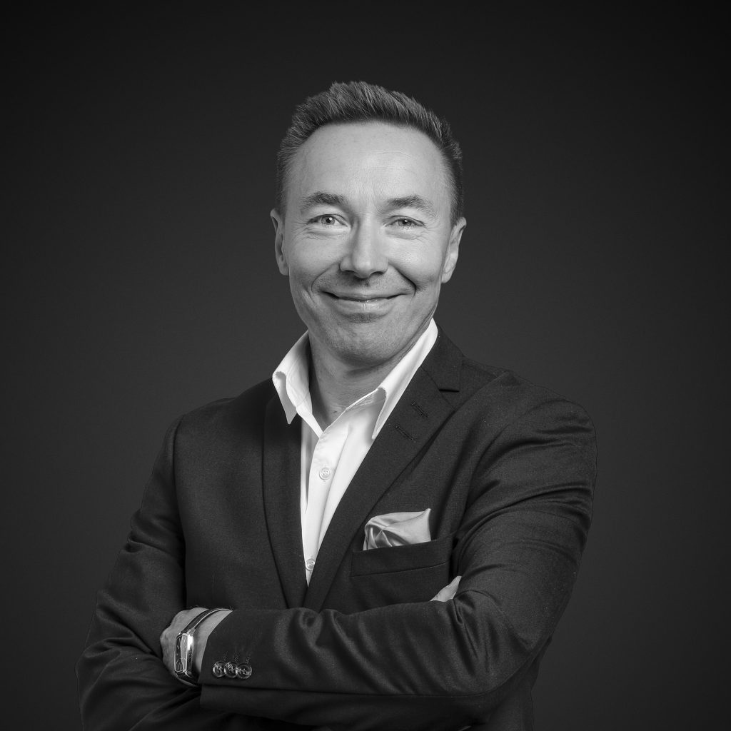 Managing Director Manu Mesimäki