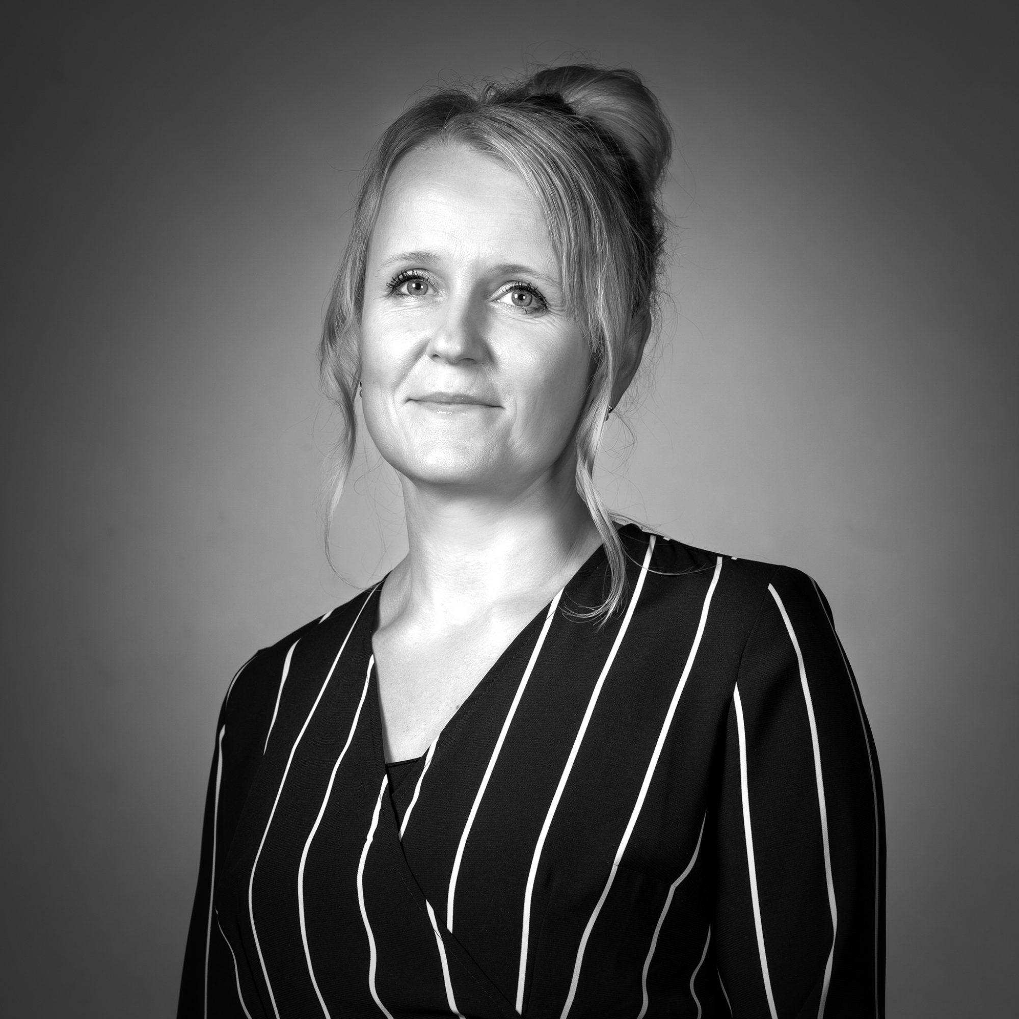 Annukka Pokki on ZetaDisplay Finlandin liiketoimintajohtaja